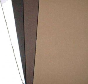 EVA Sheets ( Low/High Density, 928 Wedge)