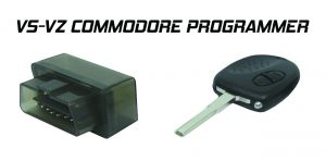 Commodore VS to VZ OBD Programmer & Keys