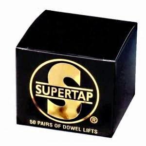 Super Taps - Standard / Thin Pin / Round / Orange Star / Soft Steps / Mids(Copper)
