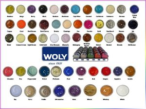 WOLY Shoe Care Products