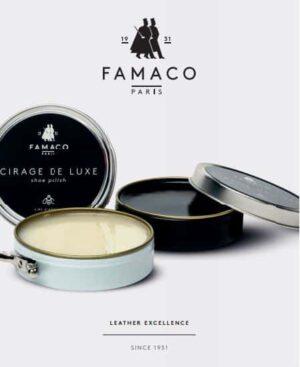 Famaco Beauty Shoe Creams / Dye Creams